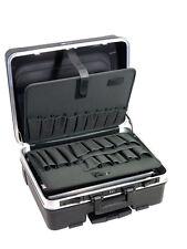 B & W móviles hard shell-caja de herramientas herramienta bolso maleta Go 120.04/p Pockets
