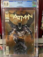 BATMAN  #56 CGC 9.8, FOIL COVER, DC COMICS (2018)