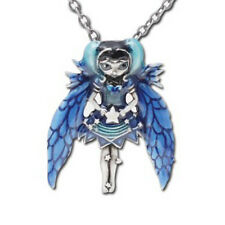 Starshine Faerie Fairy Necklace Jasmine Becket-Griffith Strangeling Pendant