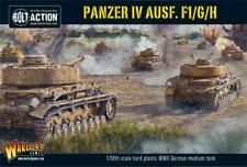 402012010 PANZER IV AUSF. F1/G/H Tank (plastique) Warlord Games Bolt Action