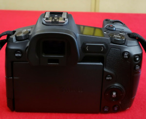 Canon EOS R 30.3MP Digital Camera - Black (Body Only) - DS126721 - Mirrorless