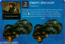 PIRATES OF THE REVOLUTION - UL102 AMERICAN FIREPOT SPECIALIST