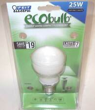 ECOBulb 5W / 25W 120V A19 CFL Soft White E26 Medium Base BPESL5A
