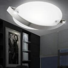 Lampe plafond LED luxueuse Living Dining Room Lighting Lampe verre satinée WOFI