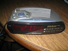 Emerson Am/Fm Clock Radio wtih Sure Alarm With manual Ck 5029