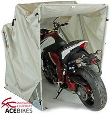 ACEBIKES Motor Shelter Faltgarage Größe S Abdeckplane Motorradgarage Länge 267cm