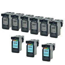 6PK PG240XL 5206B001+3PK CL241XL 5208B001 Ink for Canon Pixma MX439 MX452 MX459
