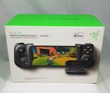 New RAZER Kishi Gaming Controller Hammerhead Earbuds Mobile Gaming Bundle iPhone