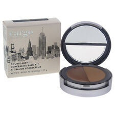 Double Agent Concealing Balm Kit - # 6W Deep by Cargo - 0.095 oz Concealer