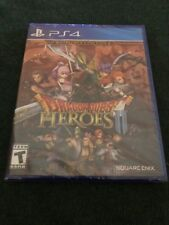 Dragon Quest Heroes II 2 Explorer's Edition Sony PlayStation 4 Brand New Game