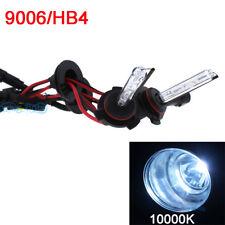 Premium HID Blitz Xenon Bulbs Pair 10000K Light Blue 9006 HB4 Headlight Bulbs CL