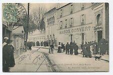 Nogent-sur-Marne. Maison Convert. 1907