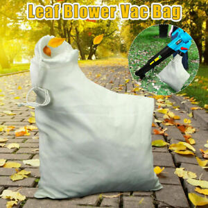 Leaf Blower Vac Vacuum Bag Collection Sack Replacement For Models Spare 259 O0U0