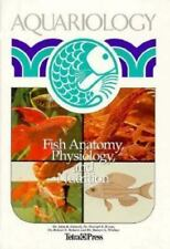 AQUARIOLOGY - Fish Anatomy, Physiology and Nutrition Book - Aquarium Care NEW