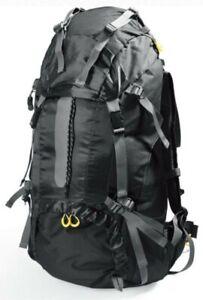 Trekkingrucksack 70L Outdoor Reise Sport Camping Wander-Rucksack mit Regenschutz