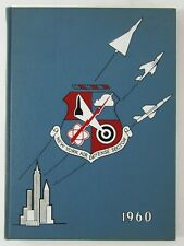 Usaf Unit History Air Defense F-106 Fighter Interceptor Sq Bomarc McGuire Afb