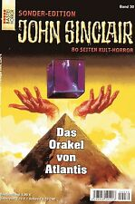 JOHN SINCLAIR SONDER-EDITION 30 - Das Orakel von Atlantis - Jason Dark - NEU