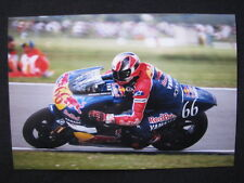 Photo Red Bull Yamaha WCM YZR500 2002 #66 Alex Hofmann (GER) Dutch TT Assen #2