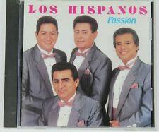 Los Hispanos Passion CD