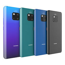 Huawei Mate 20 Pro 128GB Black Green GSM Unlocked LYA-L09 Free Shipping