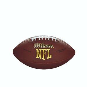 Original WILSON NFL American Football WTF1443X Force Junior Size Composite SALE