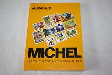 Michel Schweiz/Liechtenstein Spezial Katalog 1999