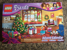 SEALED LEGO Friends ADVENT CALENDAR 41131 winter apparel minis 24 gift NEW 2016