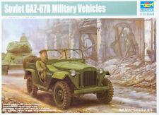 Trumpeter 1/35 Soviet GAZ-67B Military Vehicle  #2346 #02346 *New*Sealed*