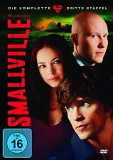 6 DVD Box Smallville Staffel 3 Drei (Superman) NEU OVP