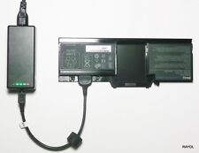 External Laptop Battery Charger for Dell Latitude XT XT2 Tablet PC, FW273, PU536