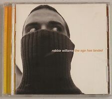 Robbie Williams : The Ego Has Landed CD