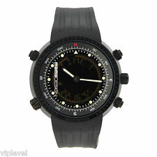 MOMO DESIGN MD182EXP-RB Explorer BLACK SILICONE 45mm Brand New Fast Shipping!