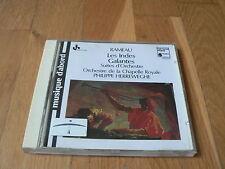 Herreweghe - Rameau : Les Indes Galantes, Suites d'Orchestre - CD Harmonia Mundi