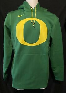 Nike Oregon Ducks Green Therma-Fit Pullover Hoodie Men's Size Large MSRP $125