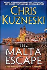The Malta Escape (Payne & Jones) New Book