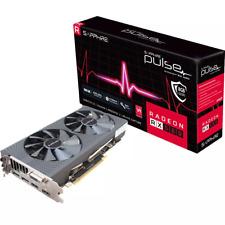 Pulso Sapphire Radeon RX 580 8GB GDDR5 tarjeta gráfica