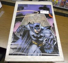 BATMAN TRINITY POSTER  24 x 36 inches brand new still factory sealed ANDY KUBERT