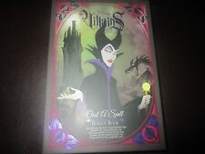 Wet n Wild Disney Villains Cast a Spell Beauty Book - MALEFICENT Makeup Palette