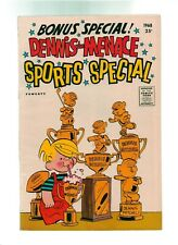 Dennis the Menace Giant #52  Halden/Fawcett Comics 1968  Sports Special