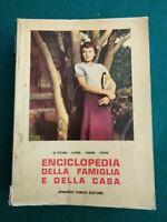 ENCICLOPEDIA DELLA FAMIGLIA E DELLA CASA, ED. CURCIO 1956, UN VOLUME DI 606 PAG.