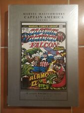 Marvel Masterworks - CAPTAIN AMERICA VOL 11 HC by Jack Kirby - NEW & SEALED