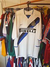 Inter Football Shirt 2002/03 Away Large ~ Batistuta 19