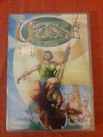 ULISSE ANIMAZIONE 1998 DVD nuovo sigillato