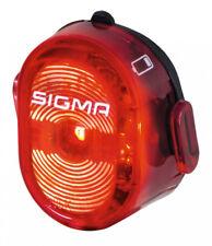 Sigma Fahrrad Rückleuchte Rücklicht Akku Micro USB Spritzwasser Nugget II