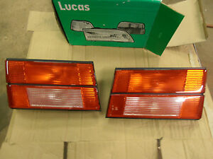 BMW 5 SERIES TOURING REAR LIGHTS  1991-1997 PAIR LUCAS LPB904/5