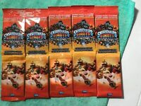 Lot of 5! SKYLANDERS GIANTS  2013 TOPPS JUMBO  PACK FACT SEALD