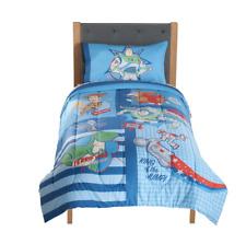 New Disney Toy Story 4 Kids Bedroom Bedding Reversible Comforter Twin