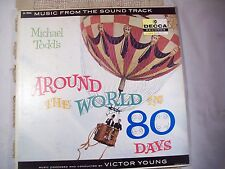 MICHAEL TODD'S AROUND THE WORLD IN 80 DAYS~Vinyl Record 33 1/3 RPM long play