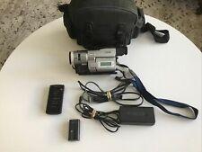 Sony Dcr-Trv103 Digital8 Hi8 8mm Video8 Hi 8 Camcorder Tested For Power Only