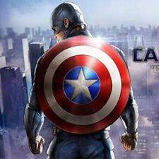 Captain America Vibranium Shield Cosplay Prop Plastic Shield Halloween Gift Kids
